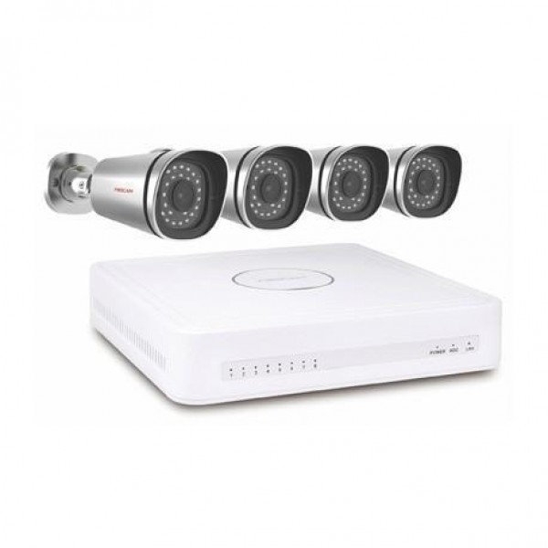 Foscam NVR Kit FN7108E-B4-2T Full HD