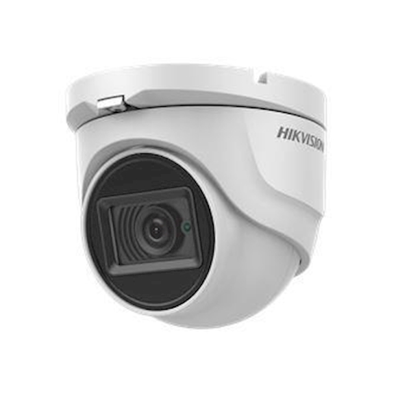 Hikvision DS-2CE76H8T-ITMF 5MP Turbo Turret 2.8mm 130dB WDR 30m IR