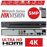 NIEUW !!  Hikvision 5.0 MP Turbo HD
